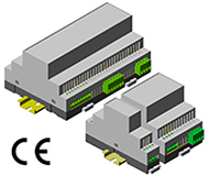 Modular Din Rail Enclosures