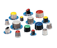 Plastic Collet Knobs