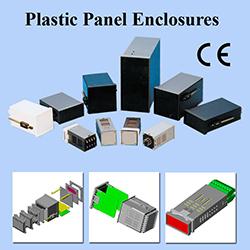Din Standard Plastic Instrument Cases