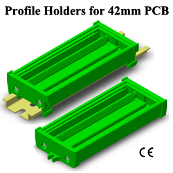 Profile PCB Holders Mini - 42mm