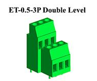 ET-0.5-3P Double Level