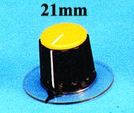 21mm ROUND COLLET KNOBS
