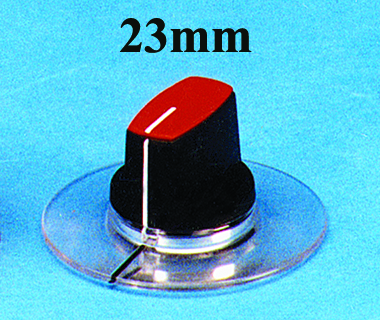 23mm POINTER COLLET KNOBS