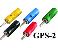 GPS-2 - 2mm Plugs