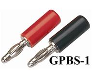 GPBS-1 - 4mm Plugs