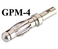 GPM-4 - 4mm Plugs