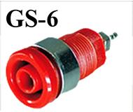 GS-6 - 4mm Sockets