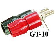 GT-10 Binding Post Terminals