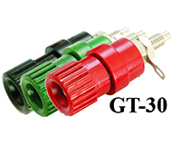 GT-30 - Binding Post terminals