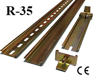 R-35 -- 35x7.5mm Din Rail