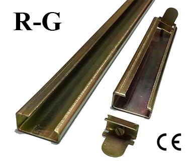R-G -- G Profile Din Rail