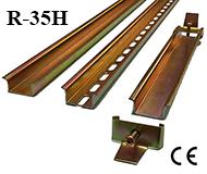 R-35H -- 35x15mm Din Rail